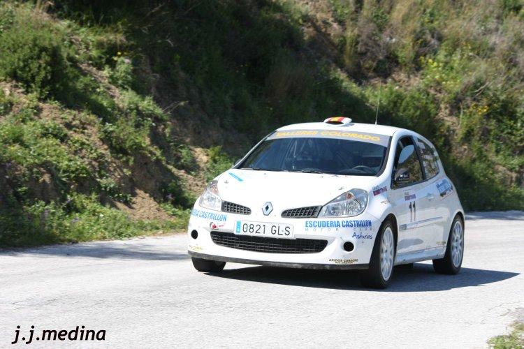 Angel Cordero-Francisco Ruiz, Renault Clio R3