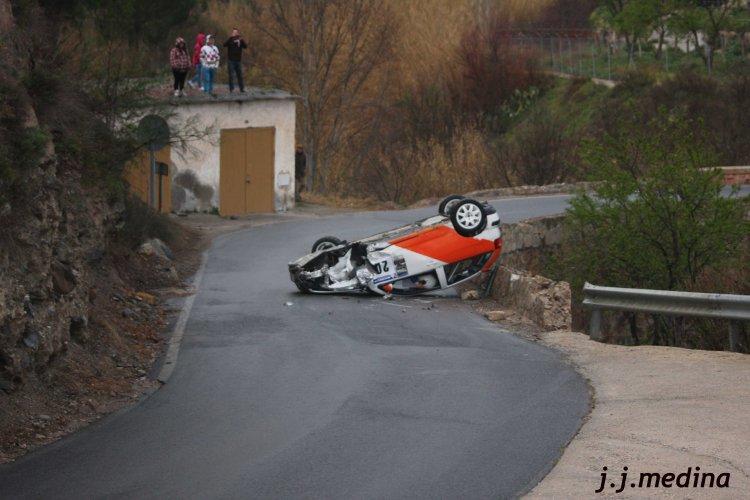 seat Ibiza 1.8 T volcado