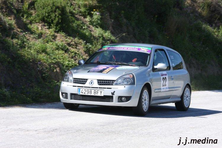 José Ignacio y Oscar Salcedo, Renault Clio Sport