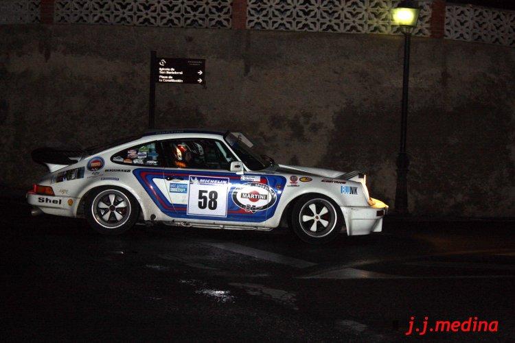 Luis Gracián-Ana Haliley (Porsche 911 SRS)