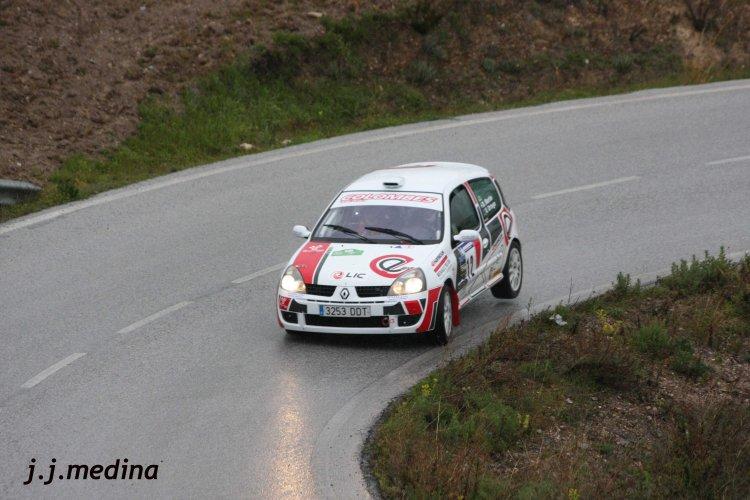 David Martín-Vicente Ortega, Renault Clio Sport