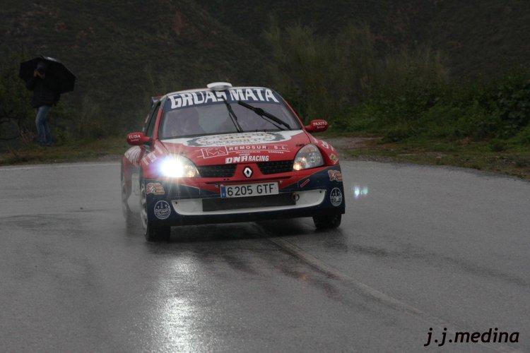 FranciscoMata-Javier López, Renault Clio Sport