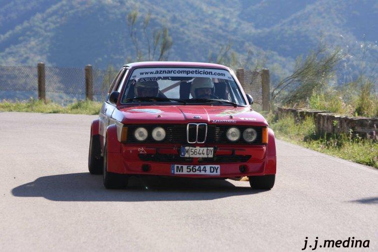 José Antonio Aznar-José Crisanto Galán, BMW 323i