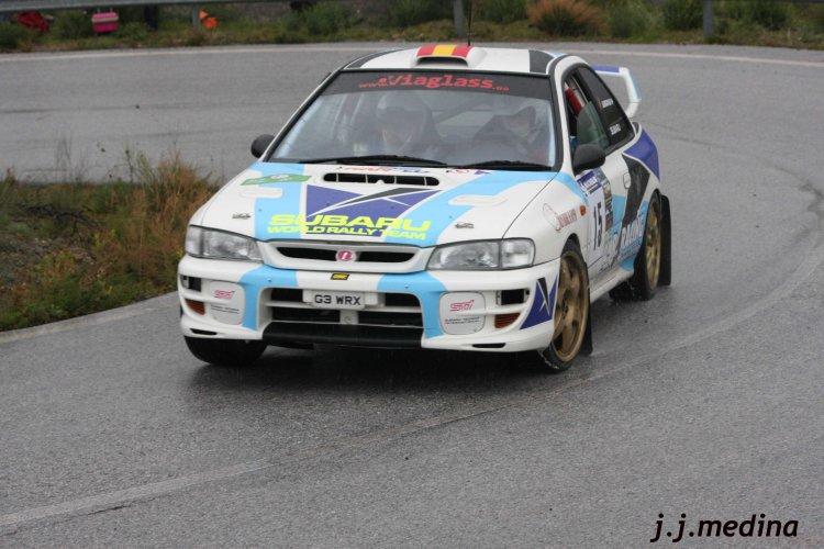 Miguel Angel Almodóvar-José Martín, Subaru Impreza WRX