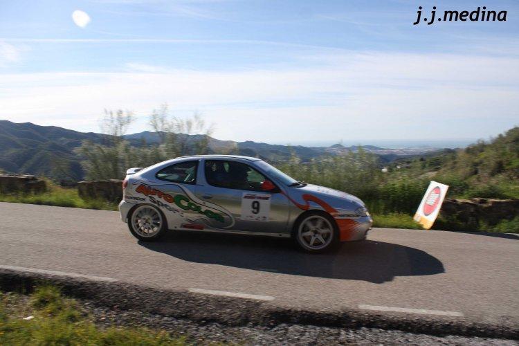 Nicolás y Alicia Rodríguez, Renault Megana Coupé