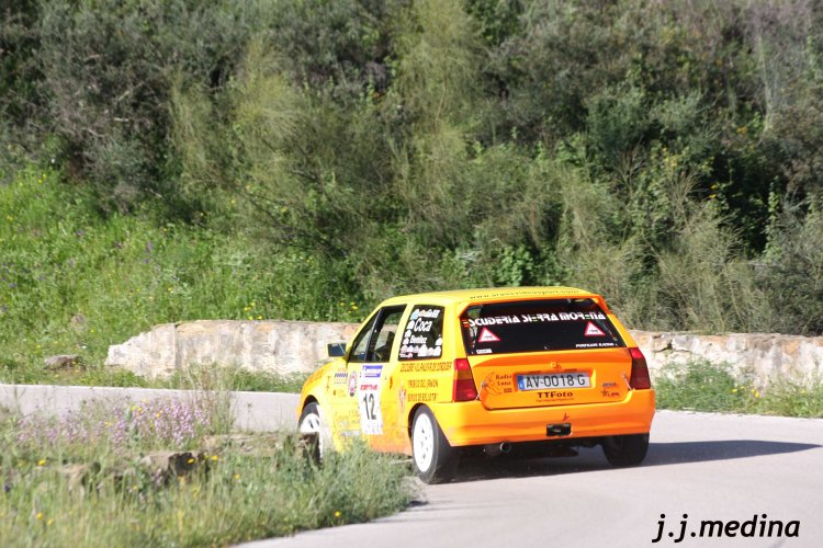 Juan Jesús Coca-Luisa Benítez, Citroën AX GTI