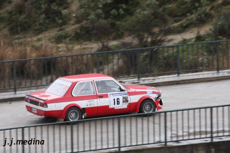 José Antonio Aznar- Crisanto Galán, BMW 323i