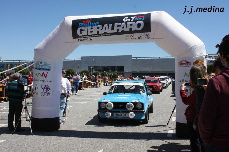 Ildefonso y Miguel Ángel García, Ford Escort MK II