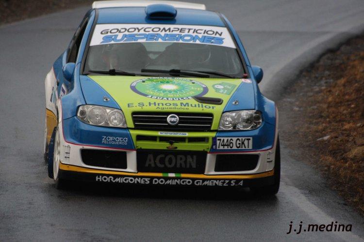 José María Zapata-Antonio Pérez, Fiat Punto S1600
