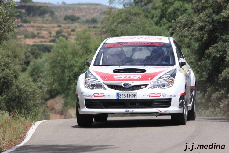 Rafael Saco-Rafael Marchena, Subaru Impreza copia