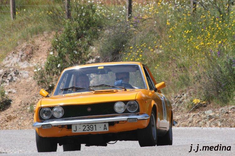 LLedó-Ortega, Seat 124 Sport 1600
