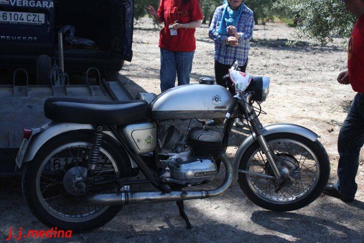 Bultaco Metralla 250