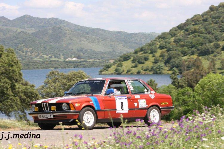 J. Meléndez-Valdés- M. Moreno, BMW 323
