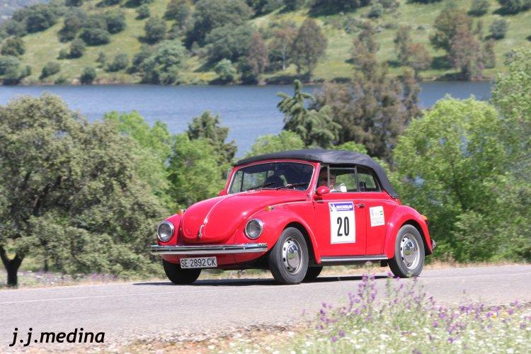 19 Ponce-Ponce, Volkswagen Escarabajo Cabrio