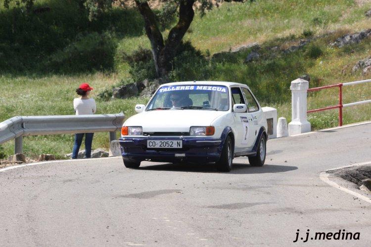 Ramírez-Ranírez, Ford Fiesta XR2