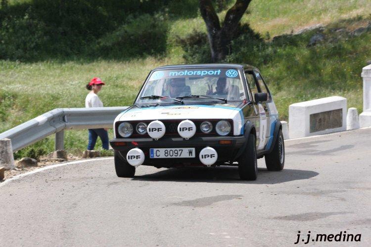 Delgado-Barriga, Vokswagen Golf GTI