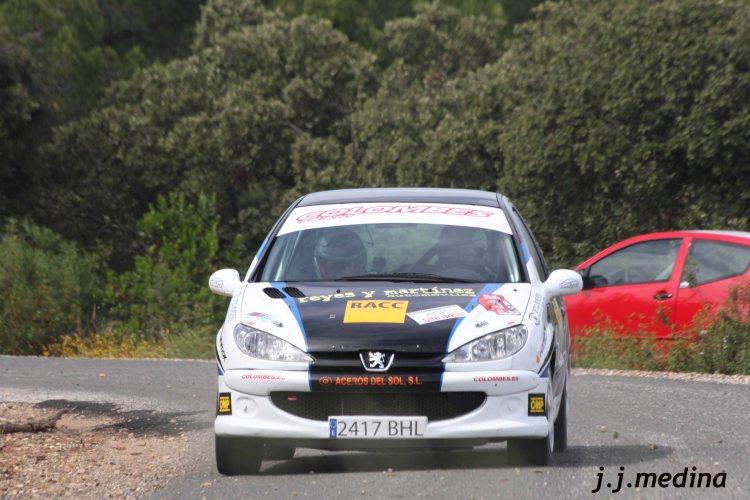 Sergio y José Antonio Reyes, Peugeot 206 XS