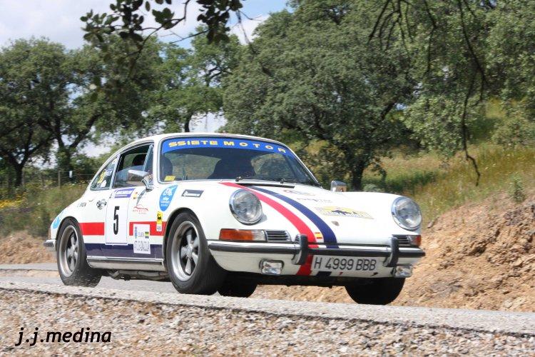 Bartolessis-Adán, Porsche 911 T