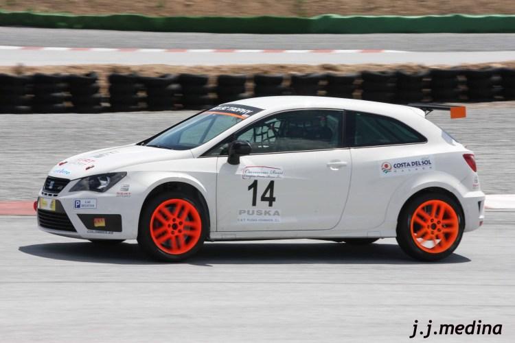 Jorge 11 Cabezas, Seat Ibiza Trophy