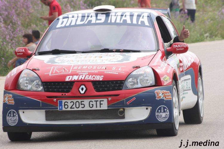 Francisco Mata, Renault Clio Sport