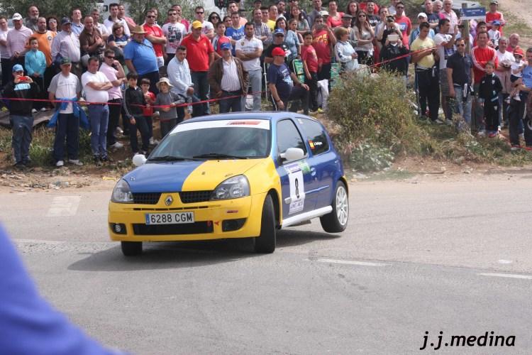Antonio Rodríguez, Renault Clio Sport
