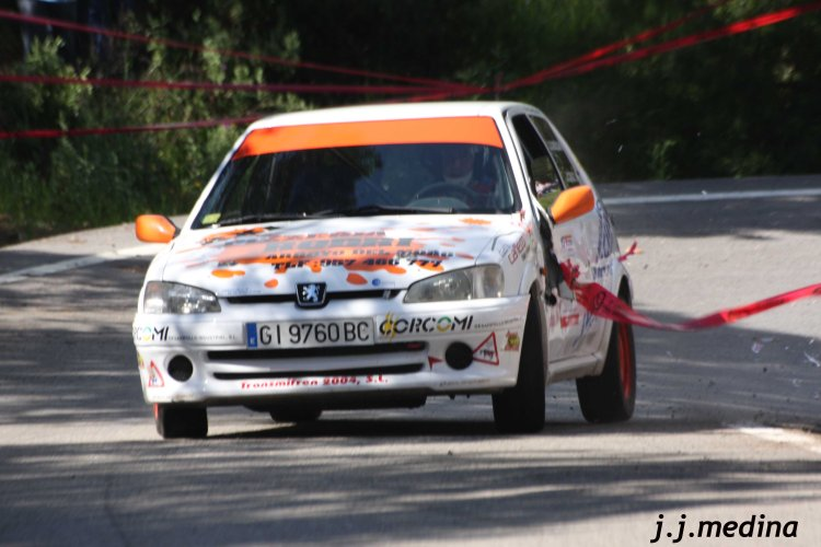 Juan de Dios Roldán, Peugeot 106 Rallye