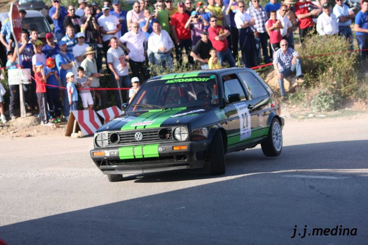 Ana Haliley, Volkswagen Golf GTI 16v