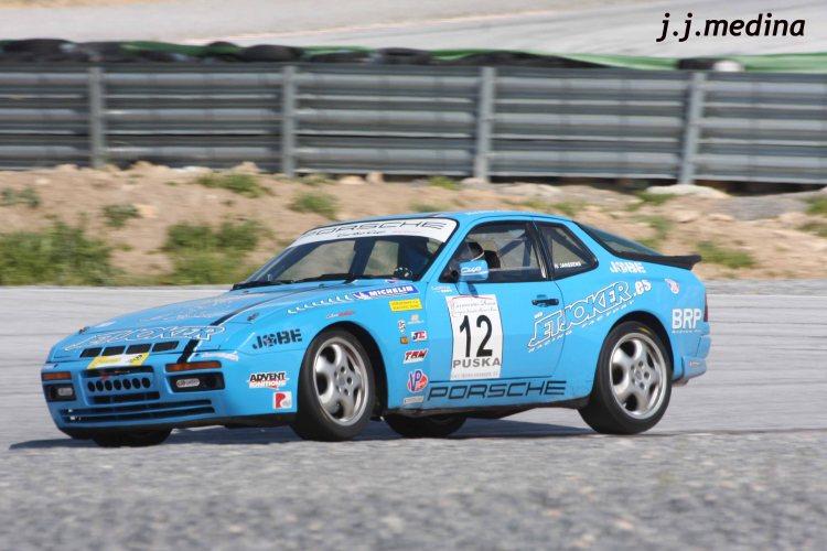 Humberto Janssens, Porsche 944 Turbo Cup