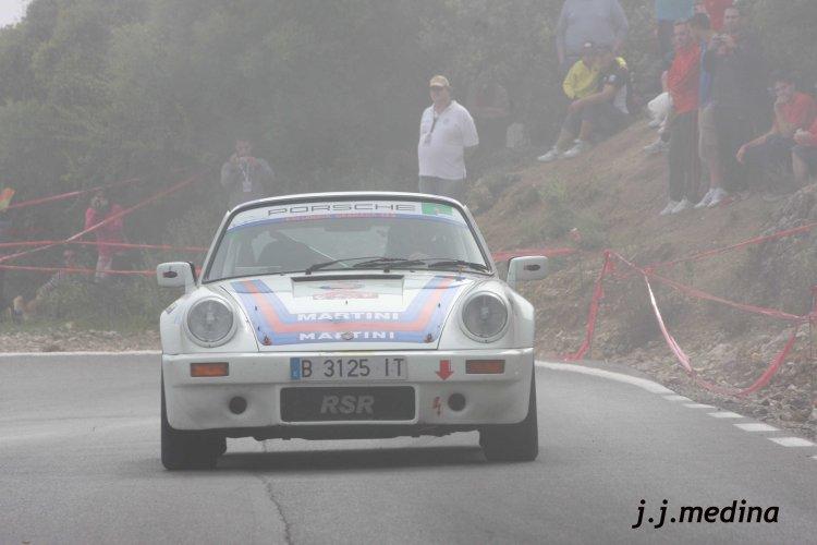 Luis Gracián, Porsche 911 RSR