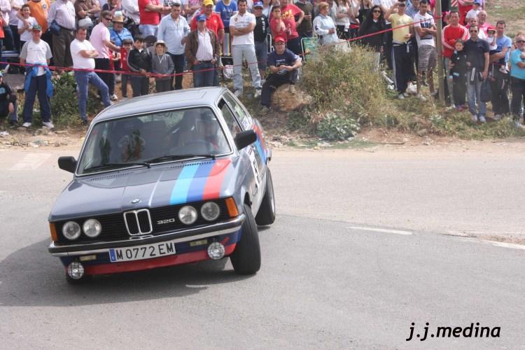 Juan  Meléndez-Valdés, BMW 320