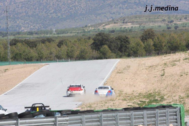 "Alfonso García y ""Fernan"", Hyundai Coupé"