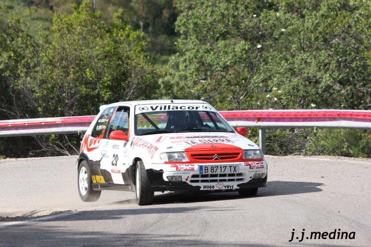Francisco Javier Pérez, Citroën Saxo VTS