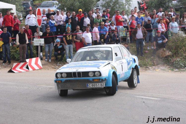 Tomás Aranda, BMW 323i ix