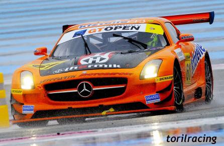 Miguel Toril, International GT Open, Paul Ricard