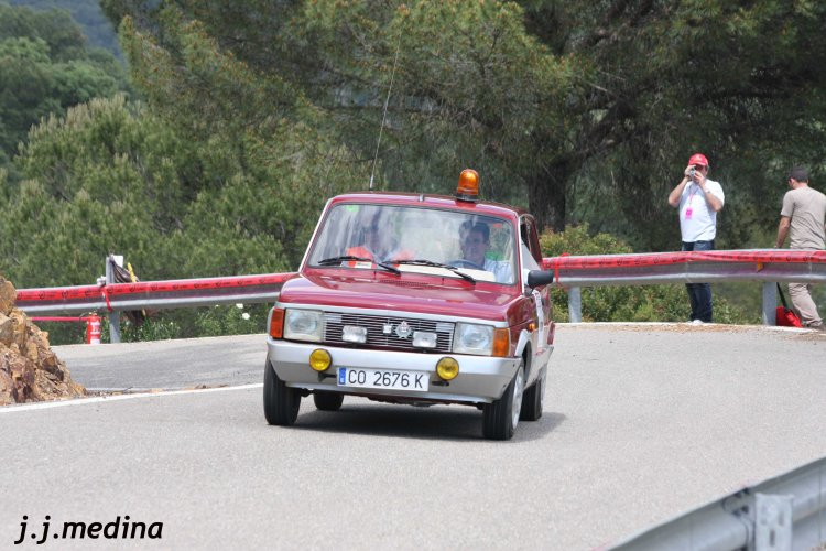 Rafael Valverde, Seat Fura Crono