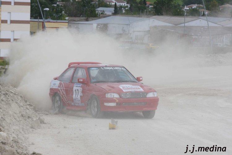 Tomás López, Ford Escort RS