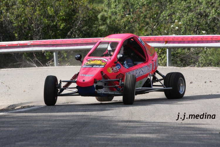 Crisanto Galán, Speed Car Xtreme