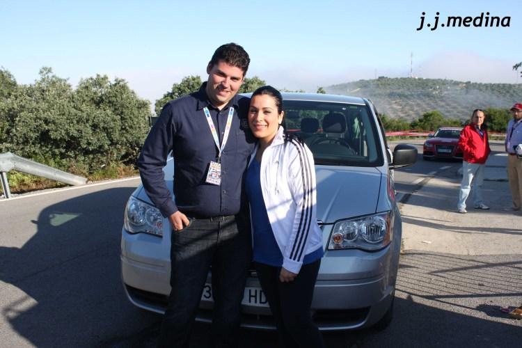 Rafael y Mari Carmen, Subida a Araceli