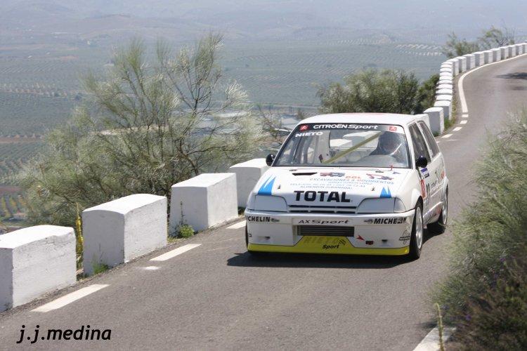 Miguel Ángel Nieto, Citroën AX