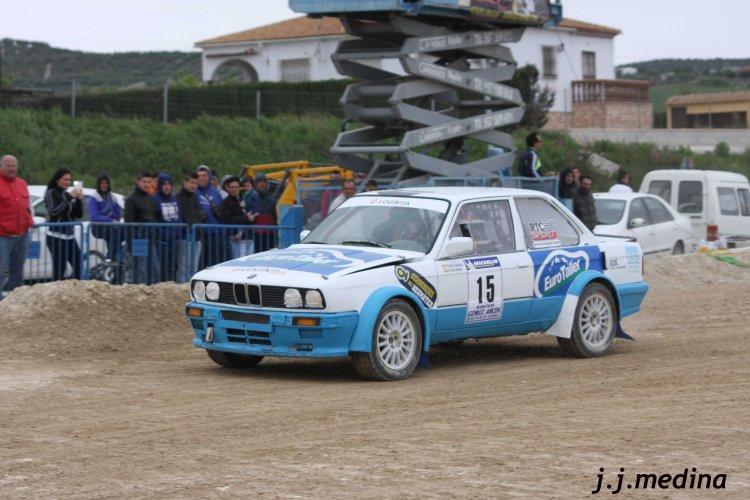 Tomás Aranda, BMW 325 ix