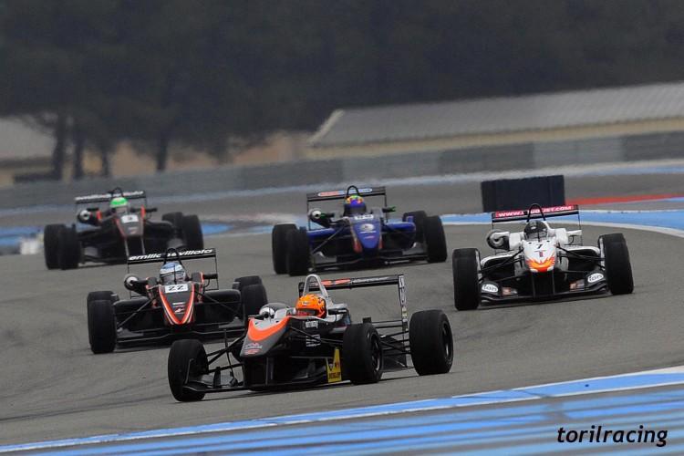 Alex Toril, Euopean F3 Cup, Dallara F312