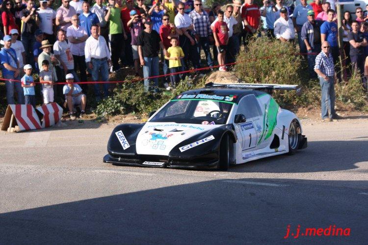 Antonio4 de los Ríos, Silver Car S2