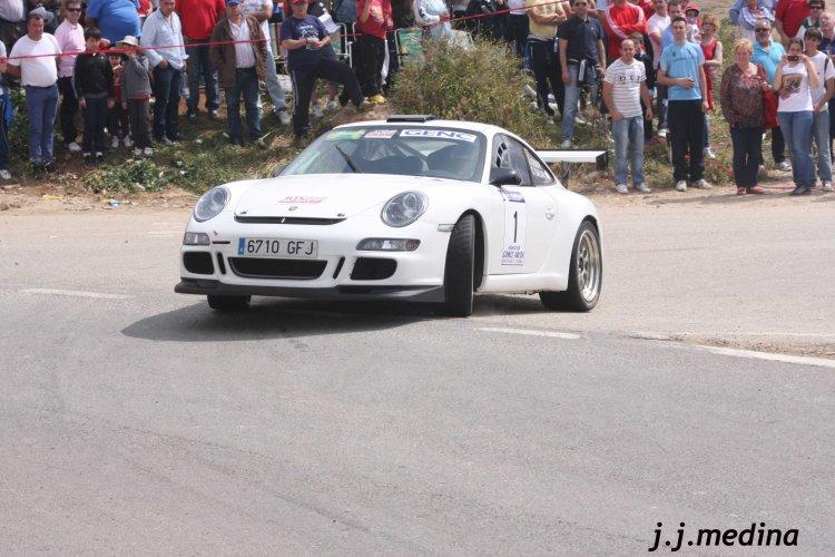 José Antonio Aznar, Porsche 997 GT3