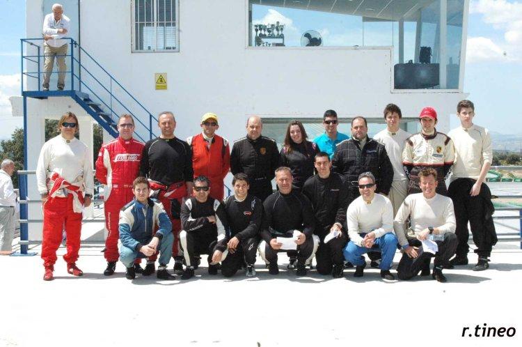 Foto participantes Guadix