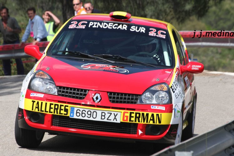 Germán Leal, Renault Clio Sport