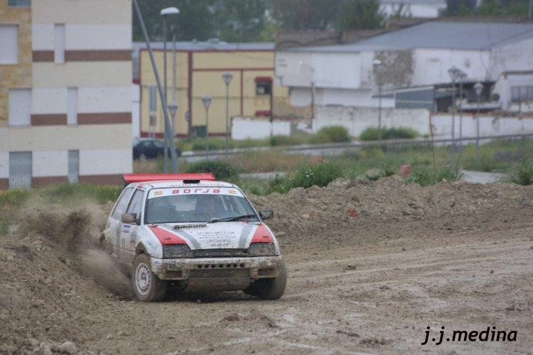 Borja Rodríguez, Citroën AX