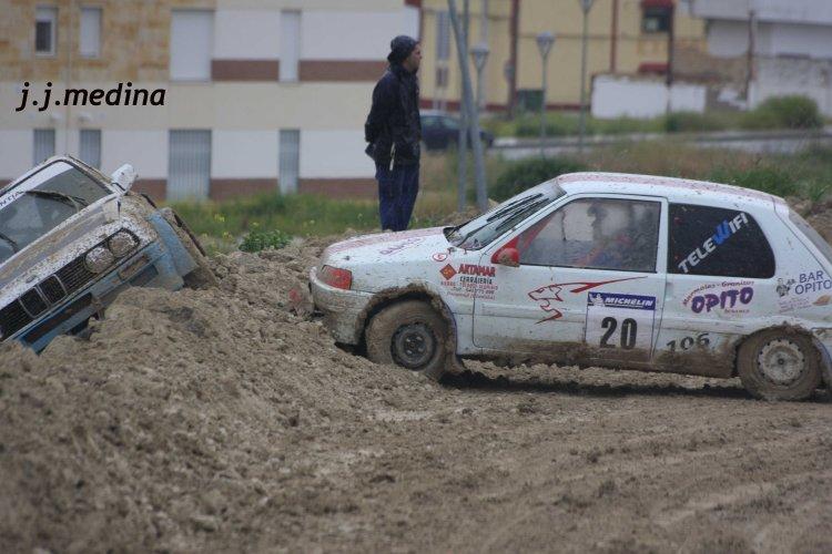 Antonio Casado, Peugeot 106 xi
