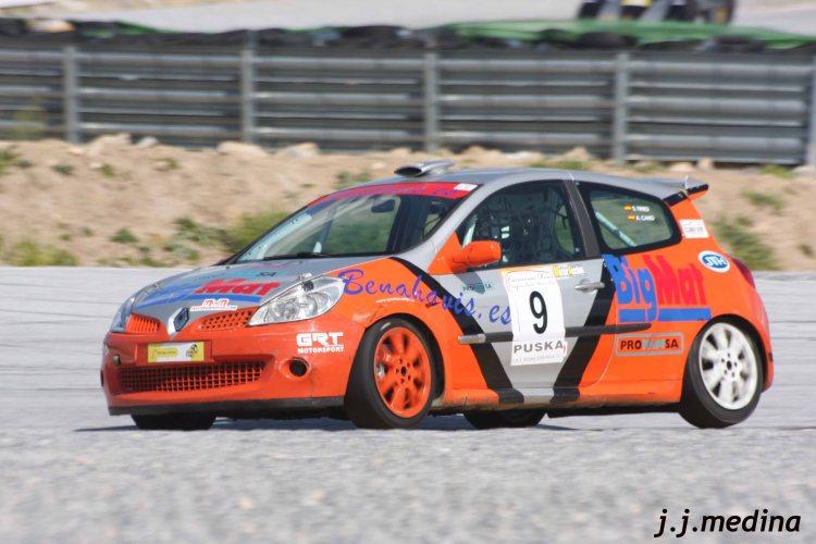 Alba Cano, Renault Clio Cup