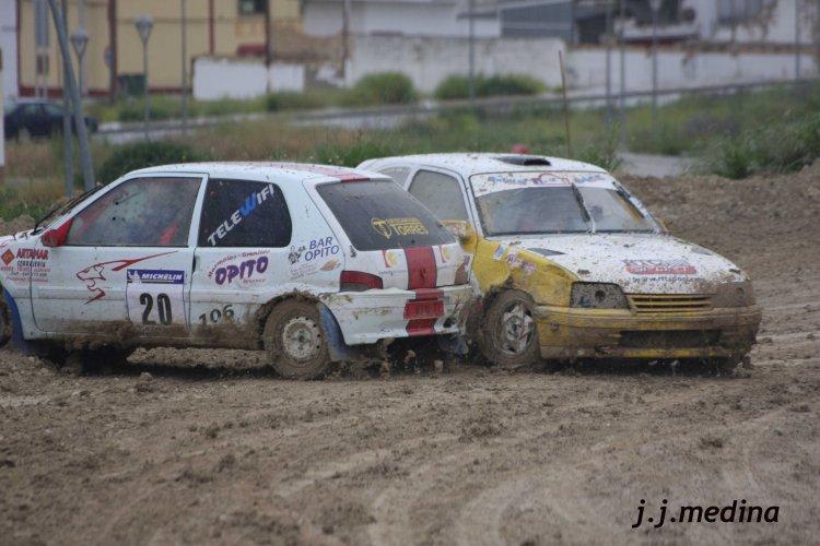 Antonio Casado y José Carmona (Opel Kadett Gsi)