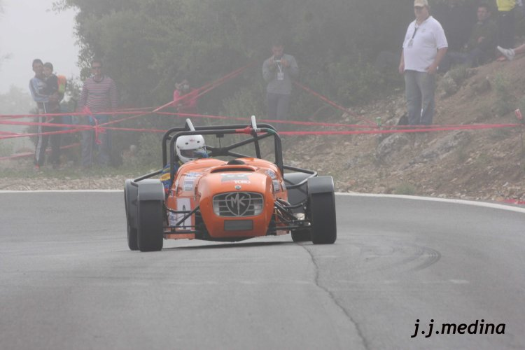 Mike Anderson, MK Indy RR Kit
